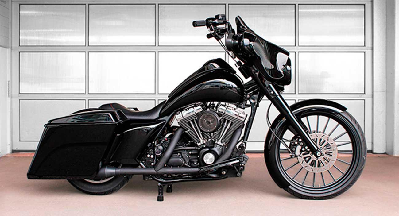 Motorrad Umbau Custom Bikes Wir Machen Es Wahr
